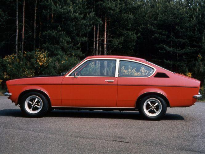 1973-77 Opel Kadett S-R classic wallpaper