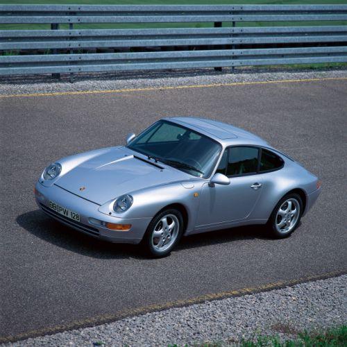 1993-97 Porsche 911 Carrera 3-6 Coupe 993 wallpaper