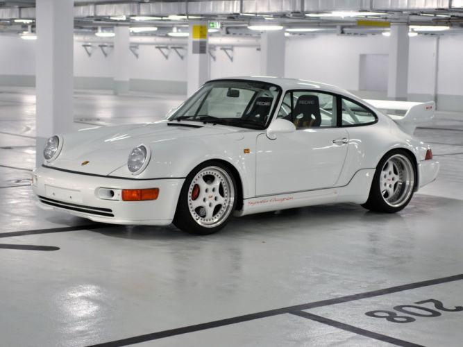 1993 Porsche 911 Carrera R-S 3-8 964 supercar wallpaper