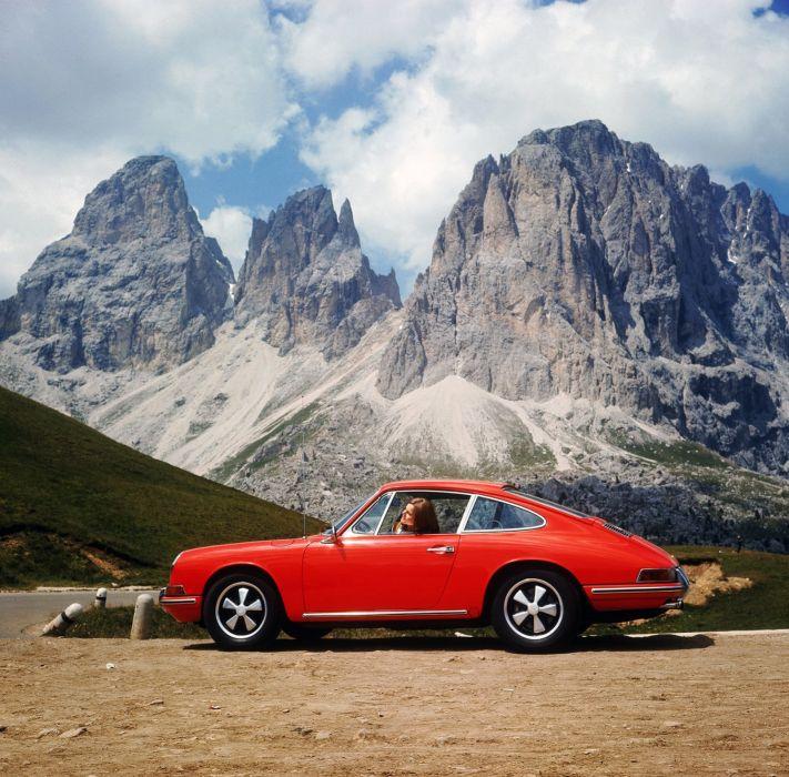1967-68 Porsche 911 L 2-0 Coupe 901 classic wallpaper