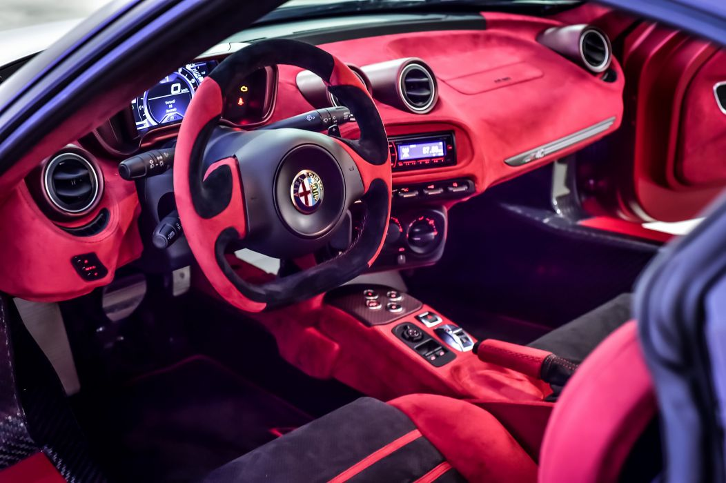 2015 Alfa Romeo 4-C La Furiosa by Garage-Italia-Customs 960 tuning wallpaper