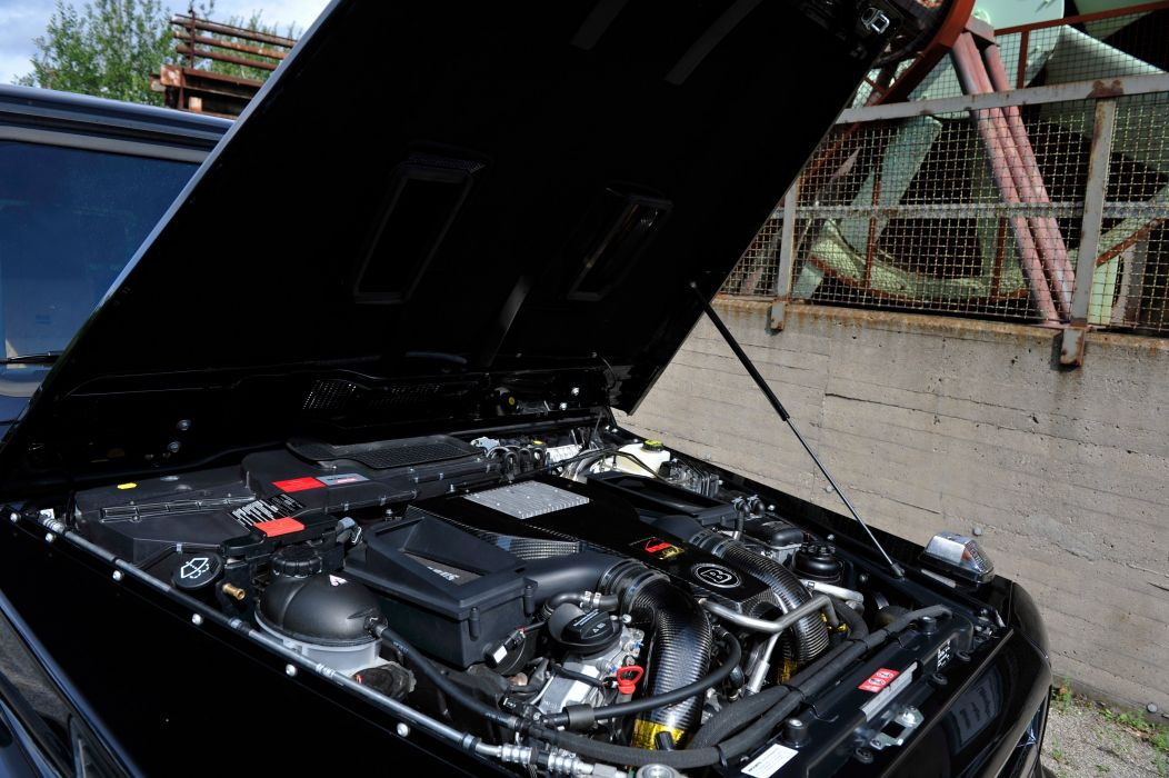 2015 Mercedes Benz Brabus G850 6-0 Biturbo Widestar W463 suv luxury tuning awd wallpaper