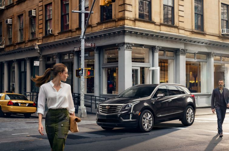 2016 Cadillac XT5 suv luxury awd wallpaper