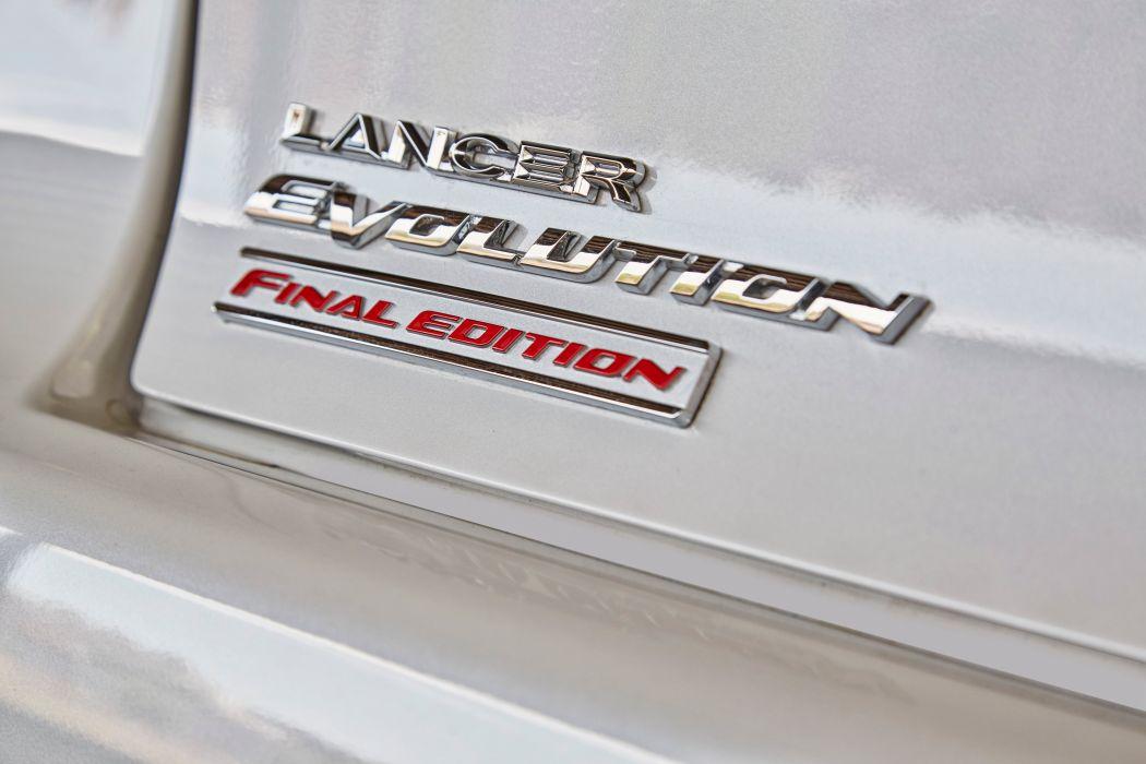 2015 Mitsubishi Lancer Evolution-X Final-Edition AU-spec wallpaper