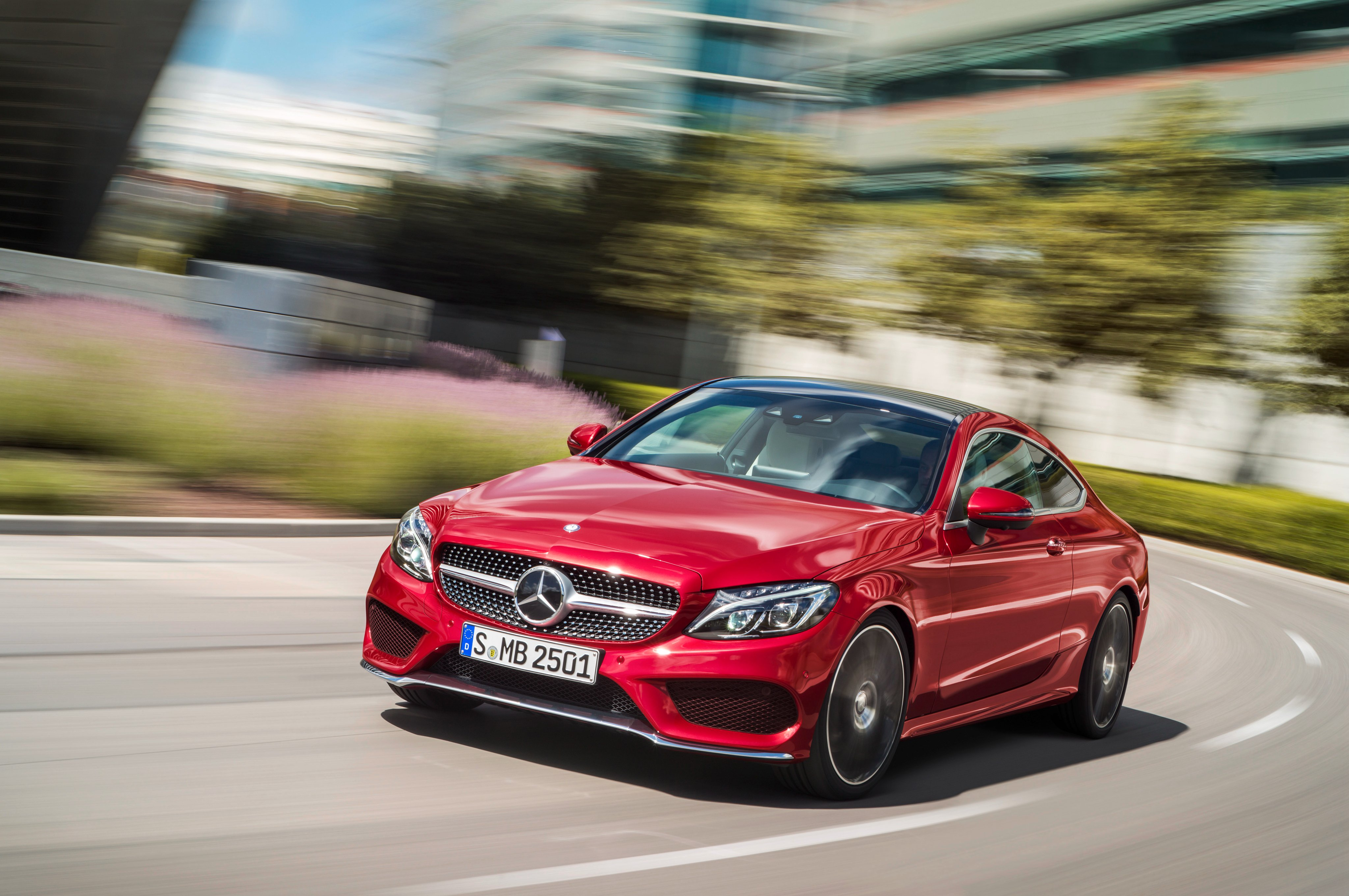 2017 mercedes benz c250 d 4matic coupe amg c205 luxury for Mercedes benz c 250 coupe