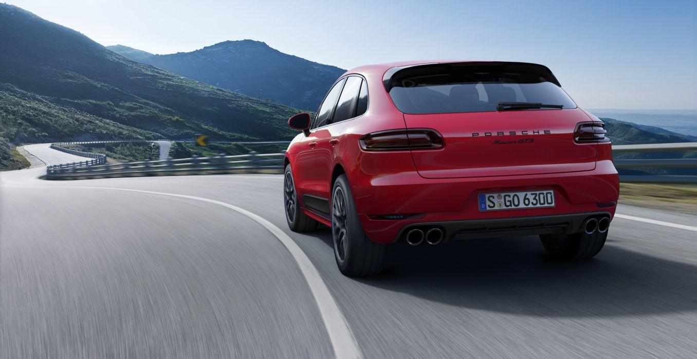2016 Porsche Macan GTS 95B suv wallpaper