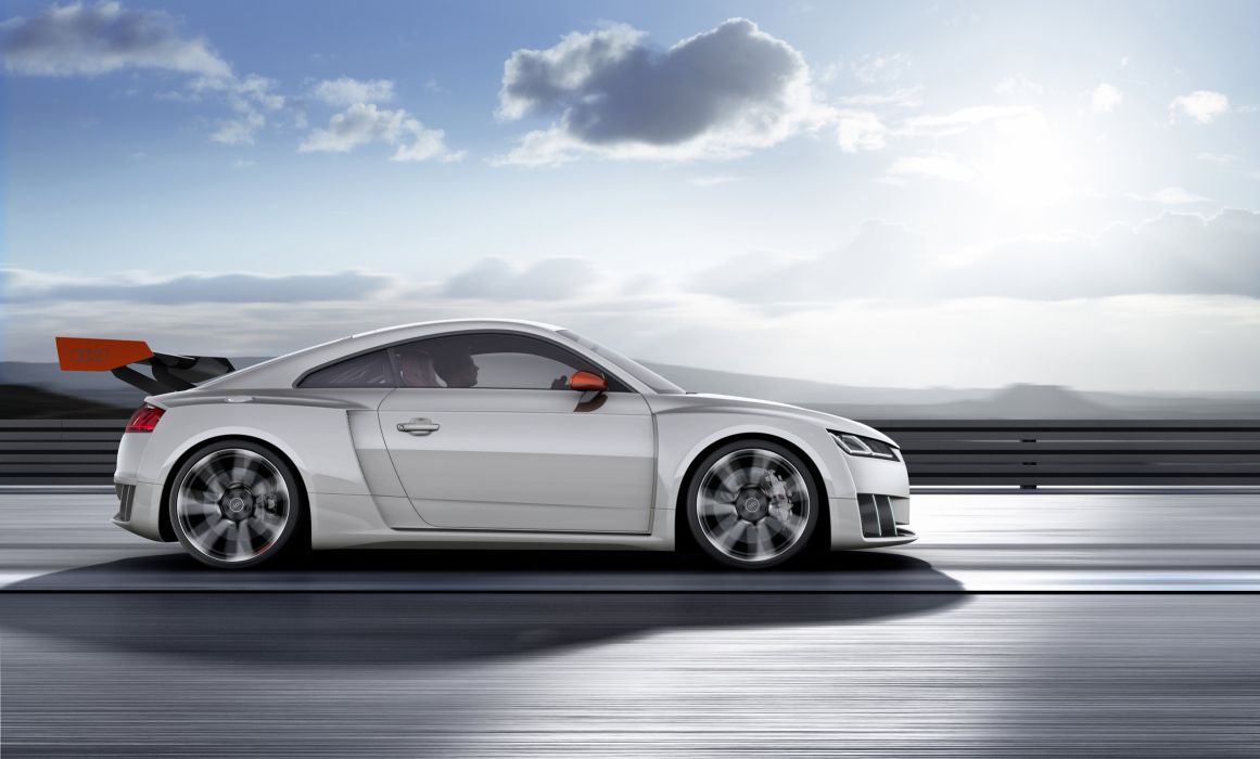 2016 Audi T-T clubsport turbo concept 8-S supercar wallpaper