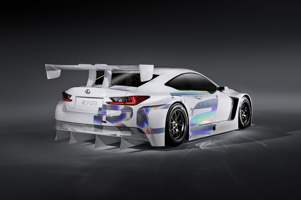 2014 Lexus RCF GT3 Concept race racing tuning wallpaper | 3543x2362 ...