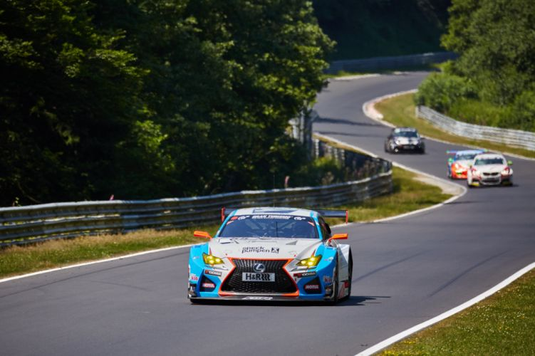 2015 Lexus RCF GT3 race racing tuning rally wallpaper