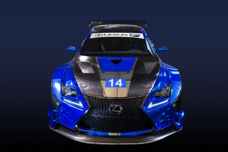 Lexus Awd Rally Car