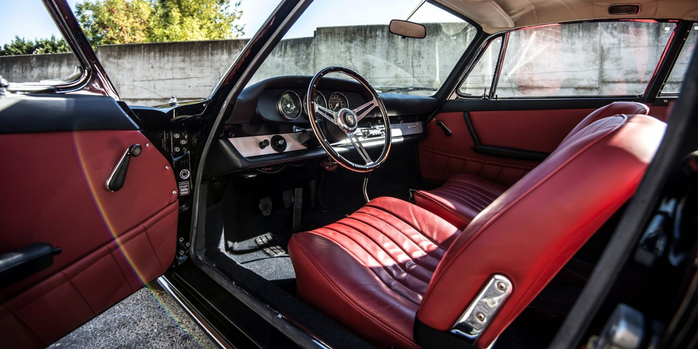 1966 Porsche 912 Coupe classic wallpaper