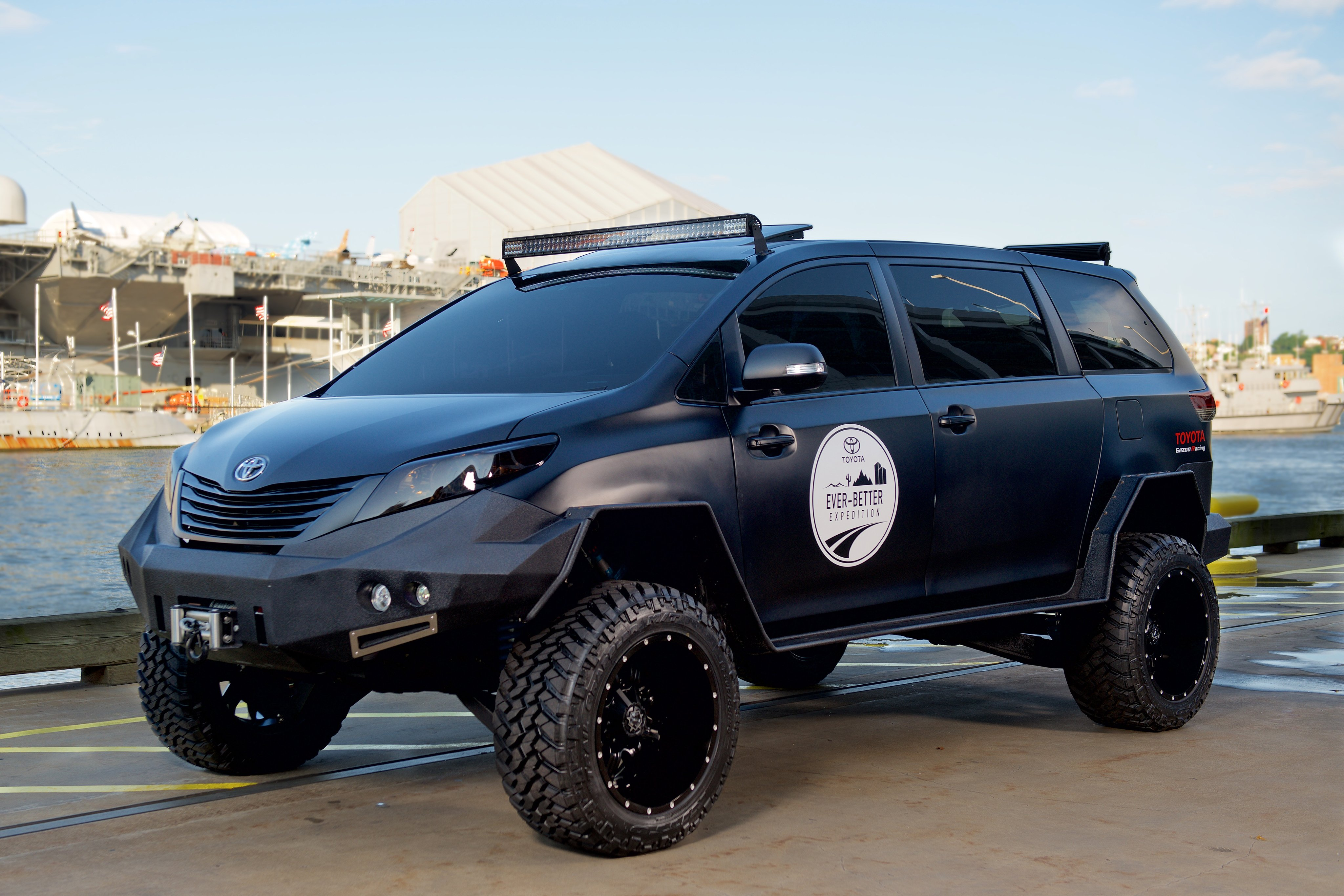 2015 Toyota Ultimate Utility Conxept Awd 4x4 Suv Truck Uuv