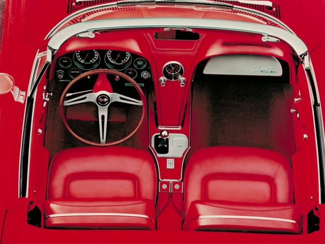1965 Chevrolet Corvette Sting Ray 327 Convertible muscle supercar classic stingray wallpaper