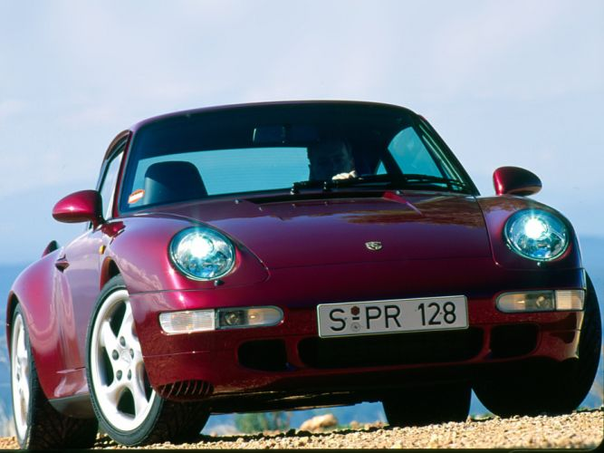 1995-98 Porsche 911 Turbo 3-6 Coupe 993 wallpaper