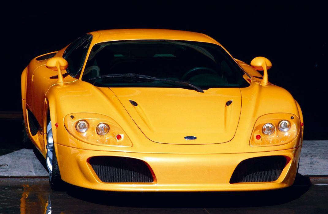 2004 Laraki Fulgura Prototype supercar wallpaper