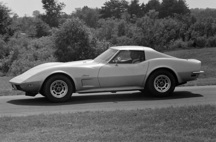 1973 Chevrolet Corvette Stingray LS4 454 Sport Coupe muscle classic supercar sting ray wallpaper