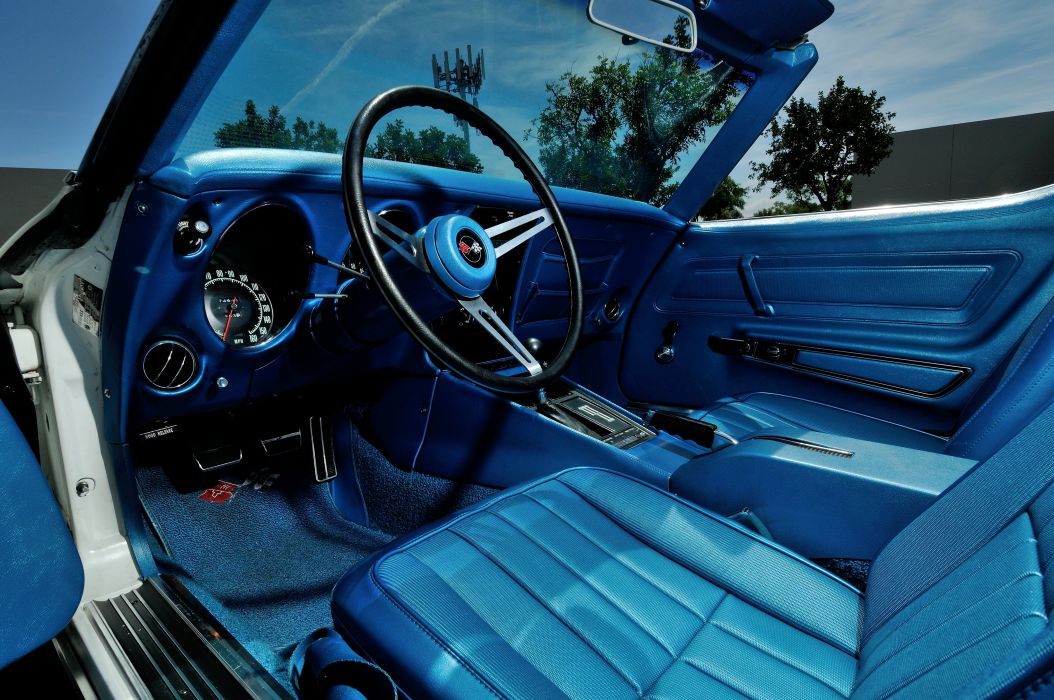 1970 Chevrolet Corvette ZR-1 Convertible supercar muscle classic wallpaper