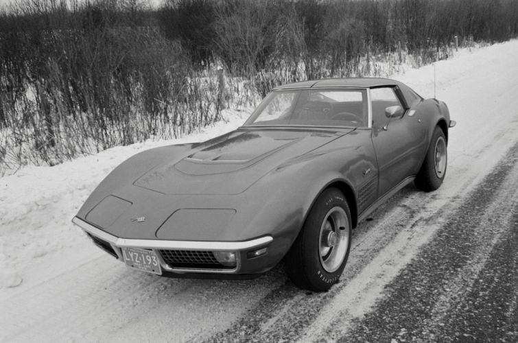 1970 Chevrolet Corvette Stingray 350 LT1 350 370HP supercar muscle classic sting ray wallpaper