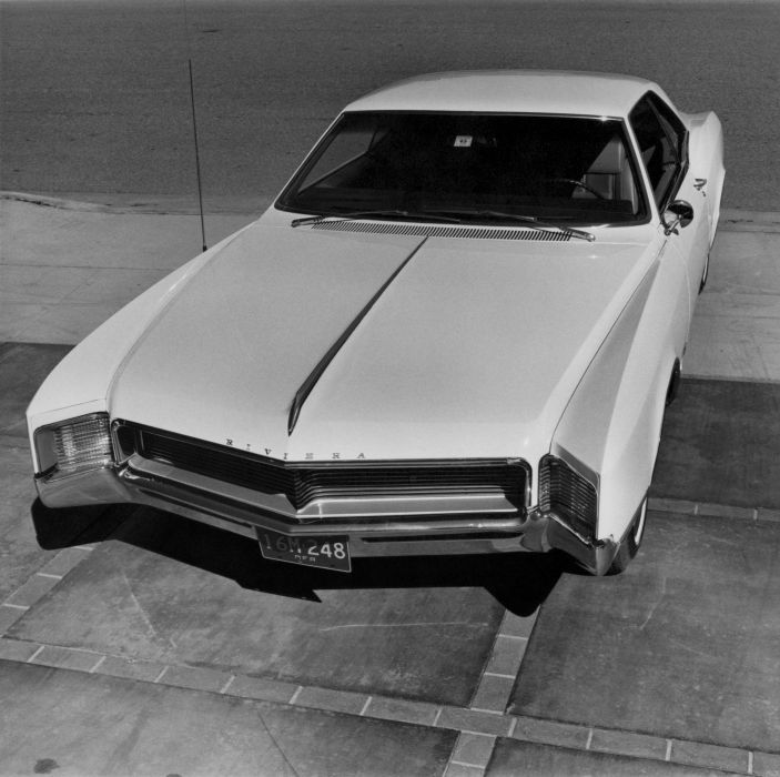 1966 Buick Riviera G-S luxury muscle classic wallpaper