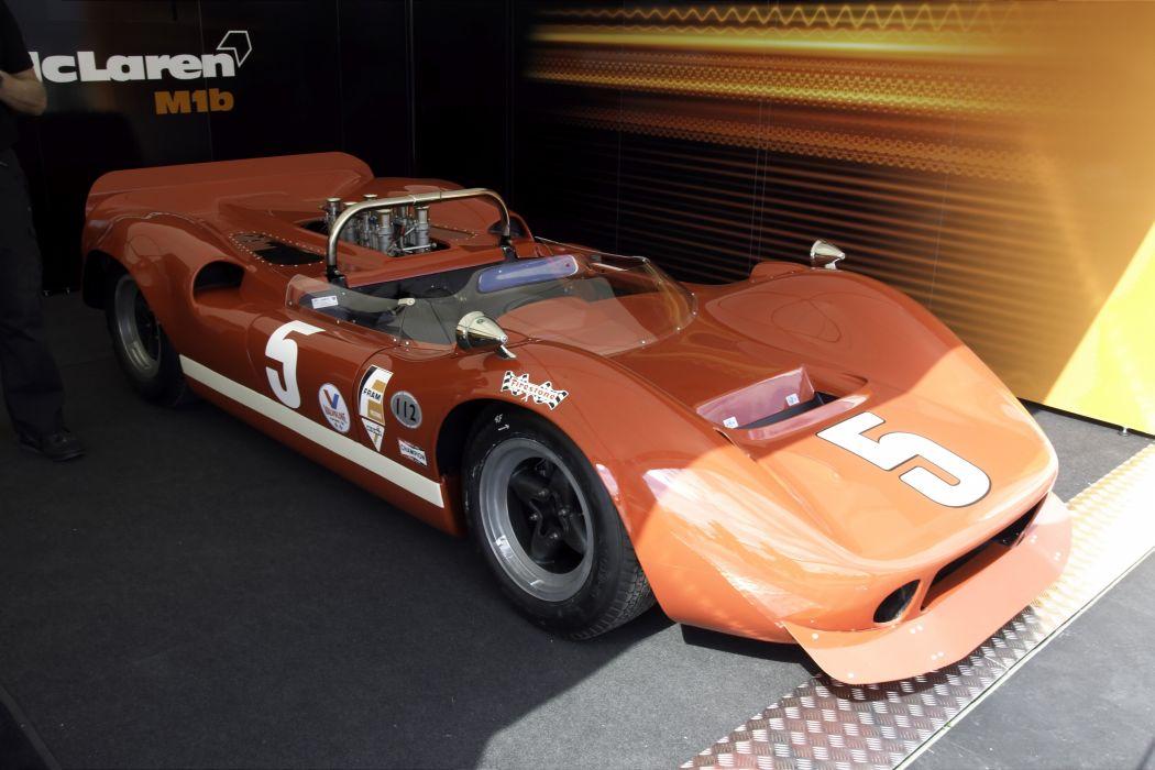 McLaren M1B Lemans race racing rally grad prix le-mans wallpaper