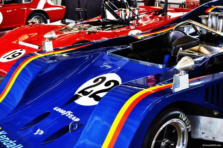 McLaren M8 Lemans race racing rally grad prix le-mans wallpaper