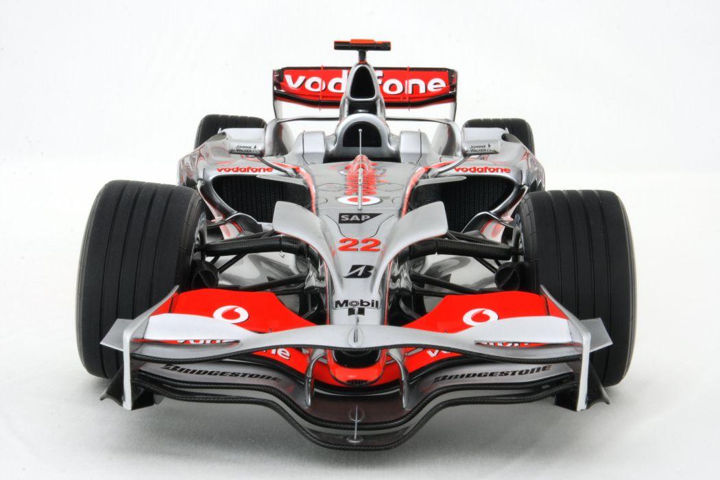 Mclaren F-1 formula race racing wallpaper