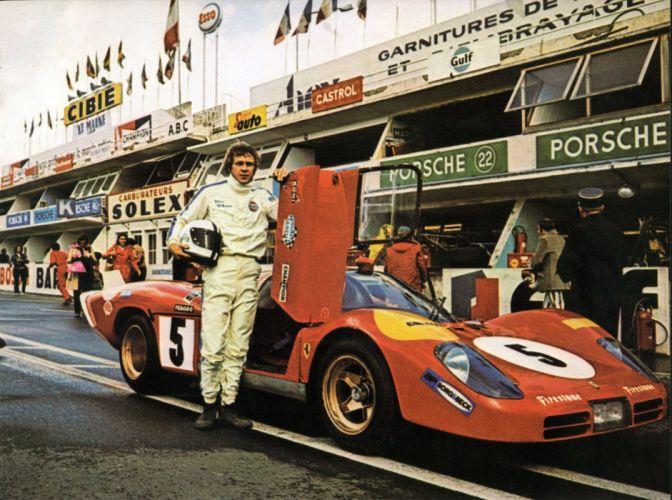 LE-MANS grand prix race racing lemans steve mcqueen wallpaper