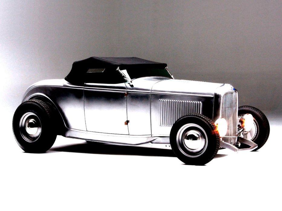 HOT ROD rods custom ford d wallpaper