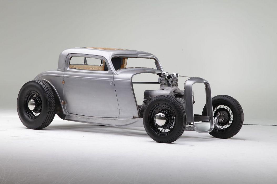 HOT ROD rods custom ford e wallpaper