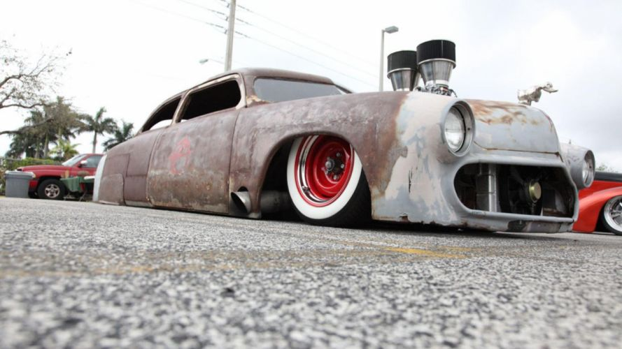 HOT ROD rods custom lowrider rat f wallpaper