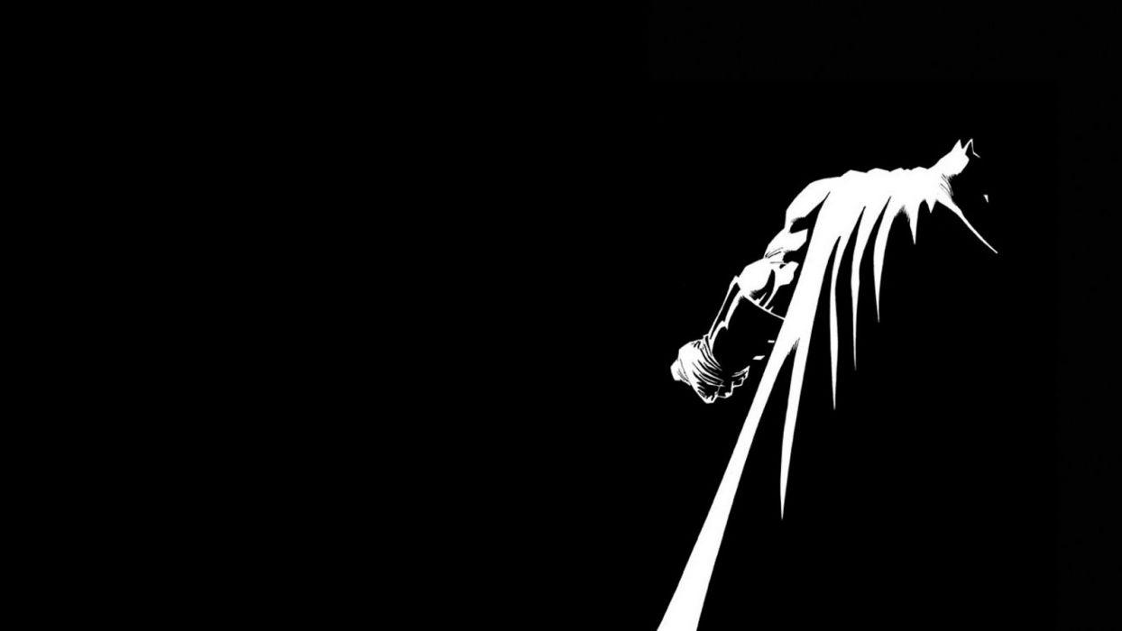 Batman Dark Knight III Frank Miller Cartoon Comics DC Jim Lee Brian Azzarello wallpaper