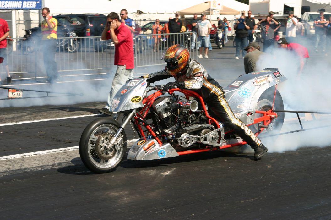DRAG RACING race hot rod rods ihra prostock motorbike bike motorcycle f wallpaper