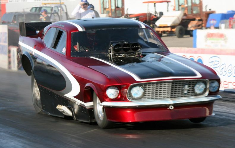 DRAG RACING race hot rod rods ihra funnycar ford mustang c wallpaper