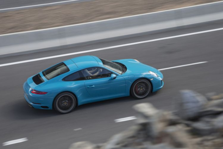 Porsche 911 Carrera-S coupe (991) cars 2015 wallpaper