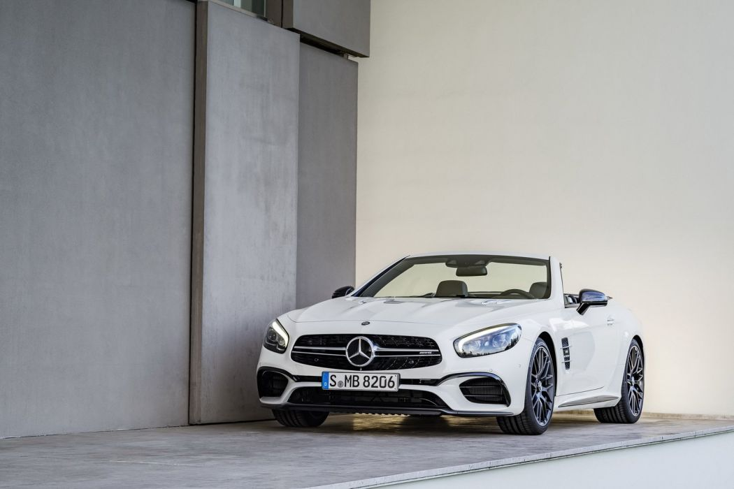 2016 Mercedes SL-63 AMG cars roadster convertible wallpaper