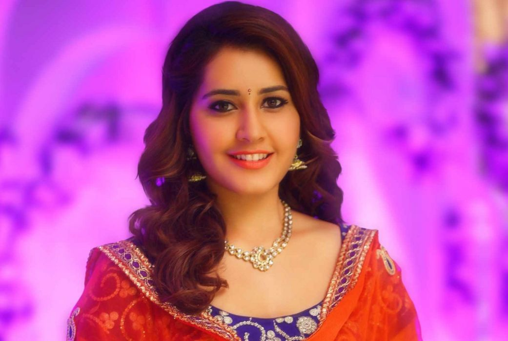 Rashi-khanna-In-Bengal-Tiger-Movie wallpaper