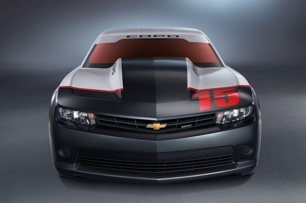 Chevrolet Camaro COPO drag race racing hot rod rods muscle wallpaper