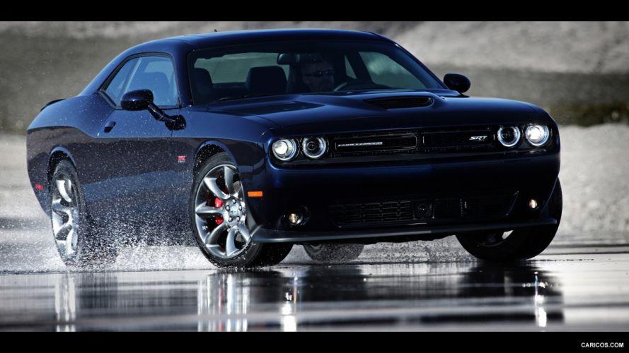 Dodge Challenger SRT mopar muscle hemi wallpaper