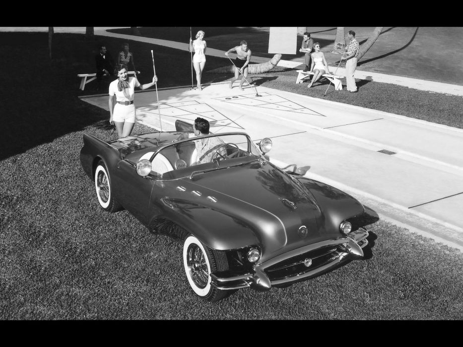 Buick Wildcat muscle classic wallpaper