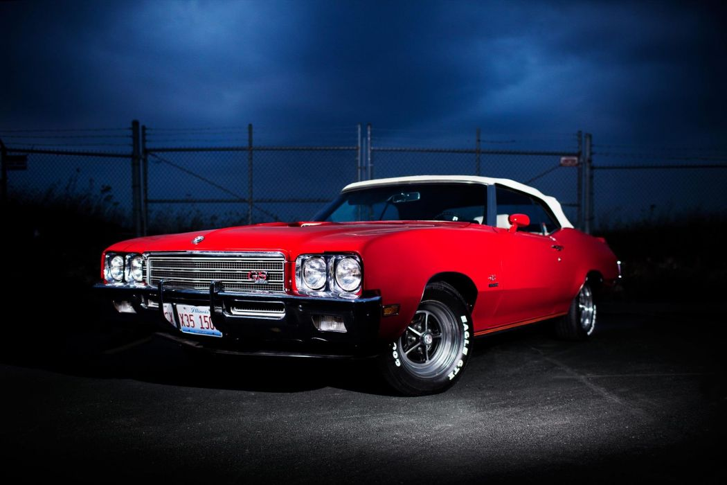 Buick Gran Sport muscle classic gransport g-s wallpaper