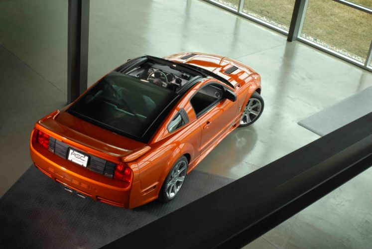 Saleen S281 ford mustang muscle wallpaper