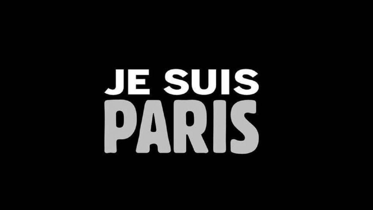 je suis Paris et vous ne faites pas peur !! wallpaper