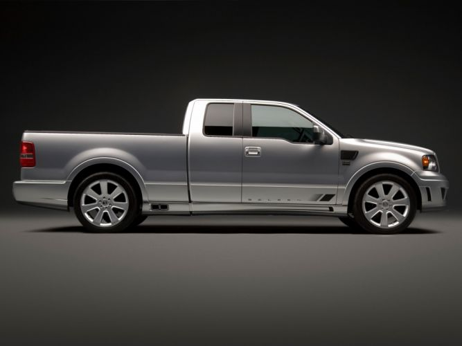 SALEEN S331 ford f150 muscle supertruck truck pickup wallpaper