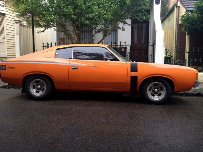 Chrysler Valiant classic mopar muscle hot rod rods wallpaper