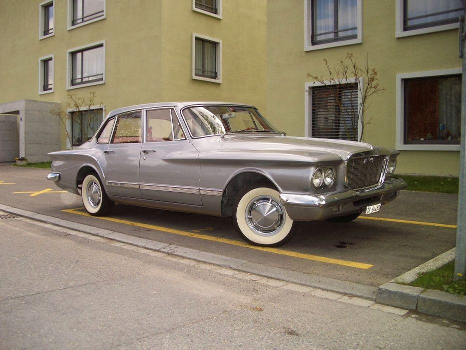 Chrysler Valiant classic mopar wallpaper