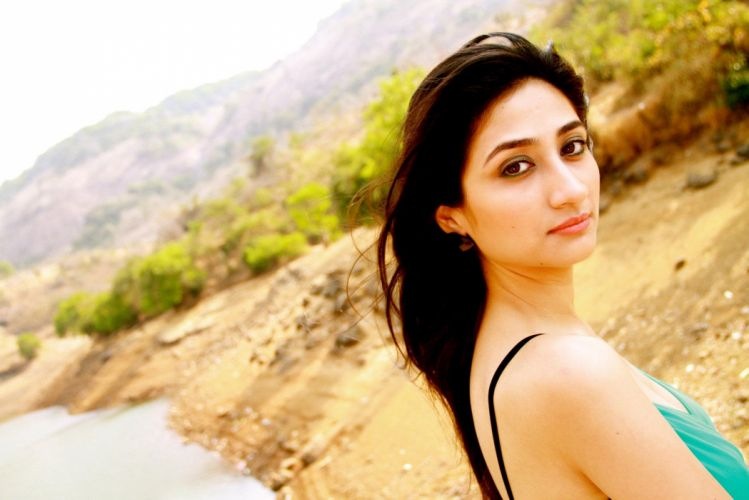 Nupur Joshi bollywood actress model girl beautiful brunette pretty cute beauty sexy hot pose face eyes hair lips smile figure indian wallpaper