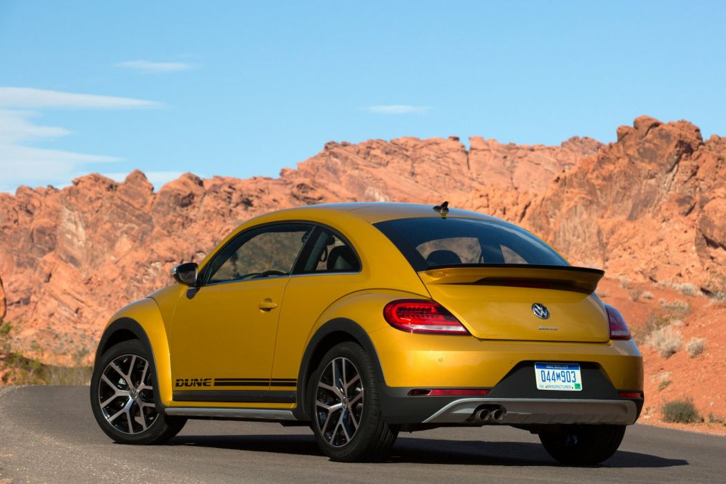 Volkswagen Beetle Dune cars 2016 wallpaper