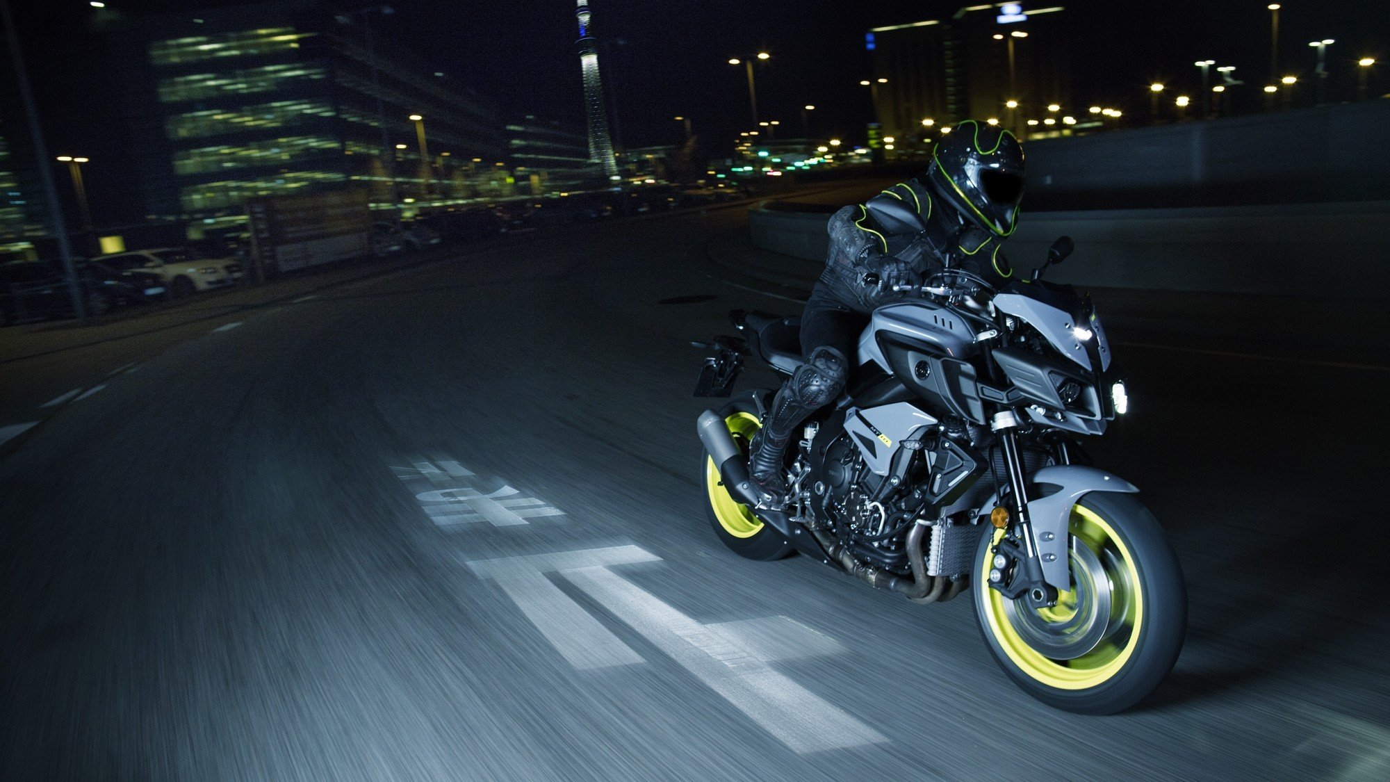 2016 yamaha mt 10 ray of darkness motorcycles wallpaper