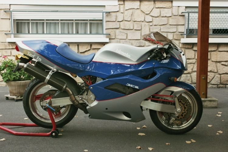 bimota Motorcycles Tesi-1D wallpaper