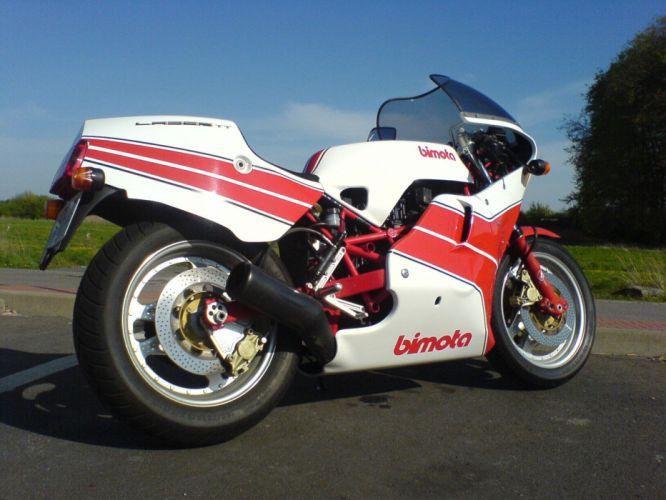 bimota Motorcycles kb-2 wallpaper